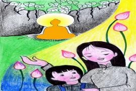 Vai trò ngôi chùa trong việc giáo dục thanh thiếu niên