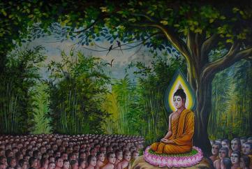 Đức Phật dạy có 3 ngọn lửa nên tránh xa trong cuộc đời