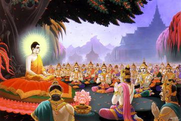 Con đường tu tập của người Phật tử tại gia qua Kinh Trung Bộ
