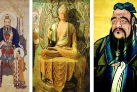 Nho giáo - Đạo giáo - Phật giáo là nền tảng đạo đức truyền thống của người Á Đông