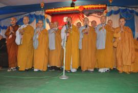 Phật giáo TP.HCM mừng Đại lễ Phật đản tại Việt Nam Quốc Tự