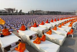Thông Điệp Đại Lễ Phật Đản PL.2562 Của Đức Pháp Chủ Giáo Hội Phật Giáo Việt Nam
