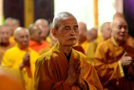Chùa Bửu Châu tổng kết khóa tu niệm Phật 2018