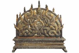 Tượng Phật nghìn năm lộ diện