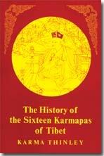 Kết quả hình ảnh cho Cuộc đời siêu việt của 16 vị tổ Karmapa Tây tạng
