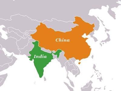 Kết quả hình ảnh cho Mối quan hệ văn hóa giữa Trung Hoa và Ấn Độ