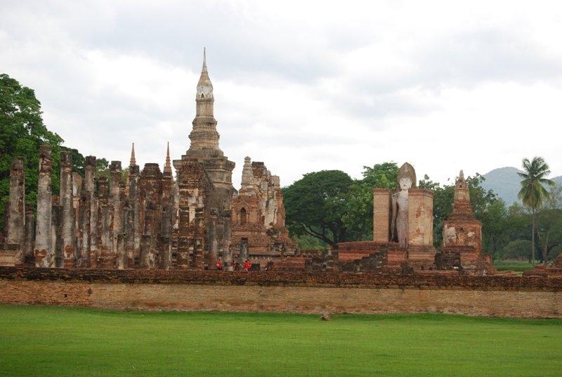 Kết quả hình ảnh cho CỐ ĐÔ SUKHOTHAI, cội nguồn của nền văn hóa, nghệ thuật thấm nhuần hương sắc Phật giáo