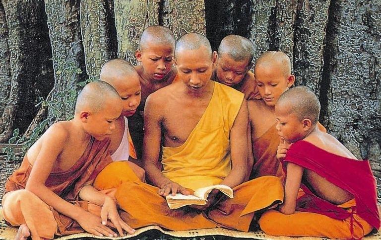 Kết quả hình ảnh cho Mối quan hệ Thầy và Trò trong Phật giáo