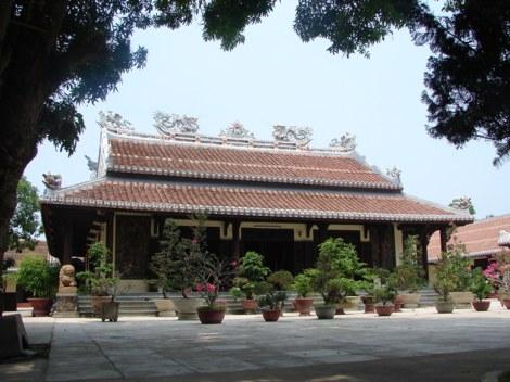 Kết quả hình ảnh cho Tìm hiểu sự hình thành và phát triển của thiền phái Lâm tế Chúc Thánh tại Quảng Nam