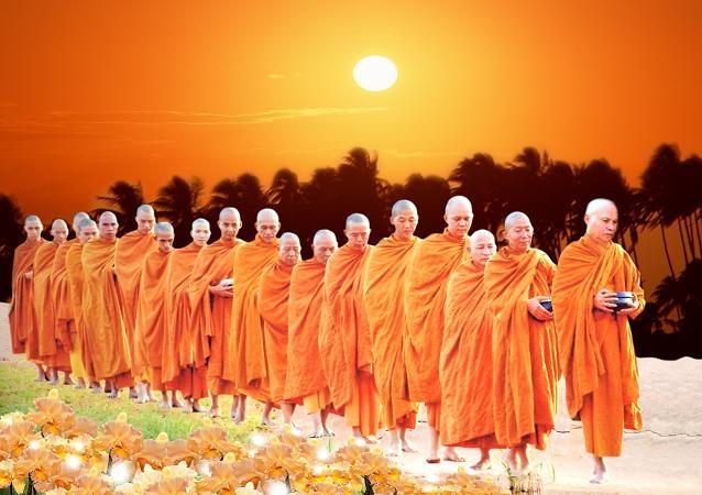 Kết quả hình ảnh cho Đạo Phật Khất Sĩ Việt Nam