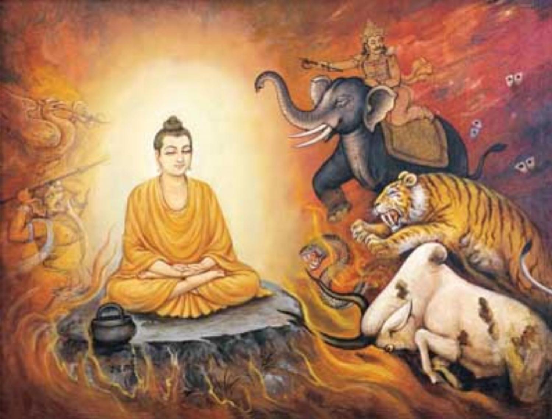 Kết quả hình ảnh cho Lộ trình thành đạo của Bồ-tát Siddhartha