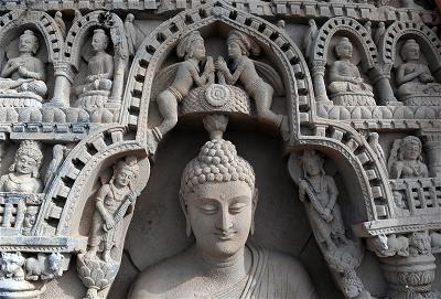 Early Buddhist Art in India