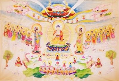 Kết quả hình ảnh cho Niệm Phật Được Thành Phật Đạo