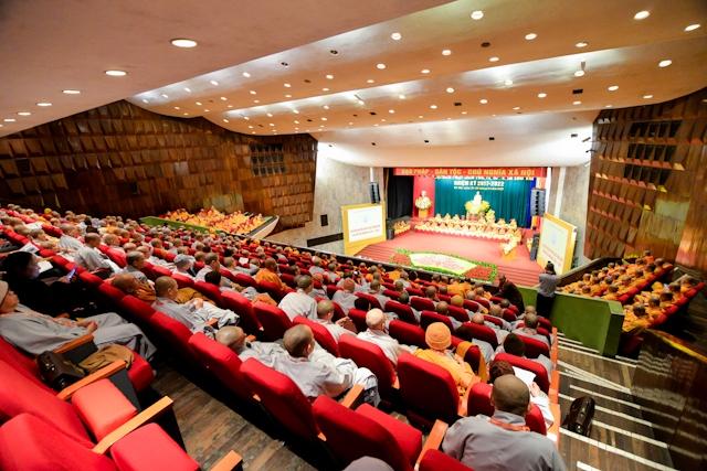Thư của Đại hội VIII Giáo hội Phật giáo Việt Nam gửi Chủ tịch nước Trần Đại Quang