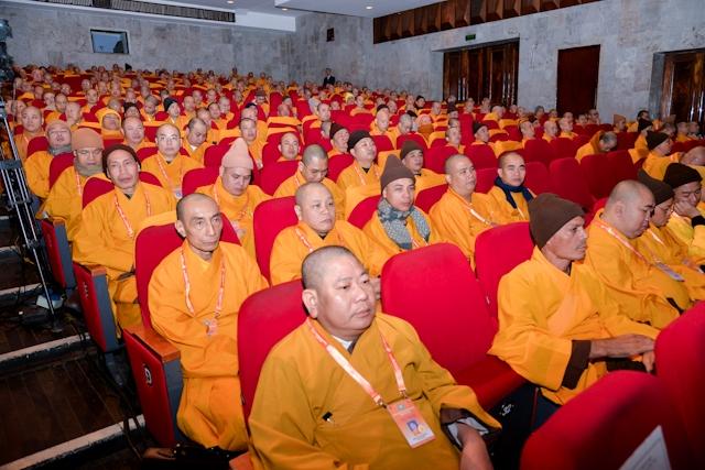Thư của Đại hội VIII Giáo hội Phật giáo Việt Nam gửi Tăng Ni, tín đồ, đồng bào Phật tử trong và ngoài nước