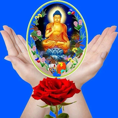 Nên Làm Như Thế Nào Với Các Tranh Tượng, Vật Phẩm Có Ảnh Phật?
