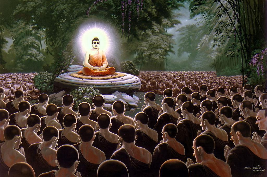 Kết quả hình ảnh cho An cư kiết hạ: Truyền thống ngàn đời của Phật giáo