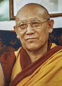 Kết quả hình ảnh cho Geshe Ngawang Dhargyey (1921-1995)