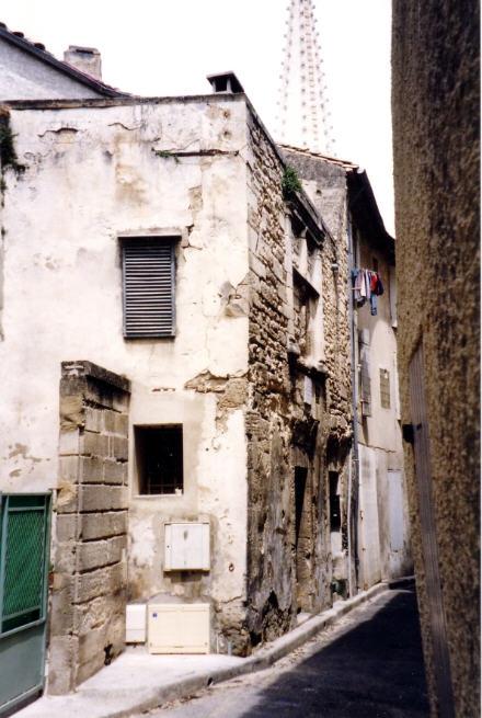 Nơi sinh của Nostredame trước khi được đổi tên như hiện nay, Saint-Rémy-de-Provence.
