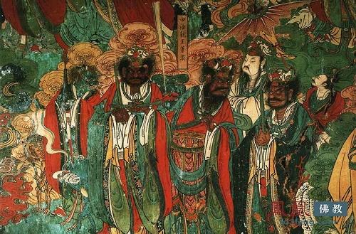 Kết quả hình ảnh cho Thiên Long Bát Bộ Long Thần Hộ Pháp Là Ai?