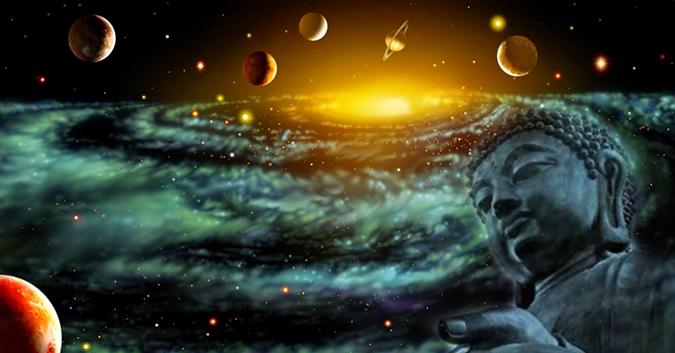 Kết quả hình ảnh cho Vũ trụ quan và Nhân sinh quan Phật giáo - Định hướng nghiên cứu mới trong ngành Sinh học