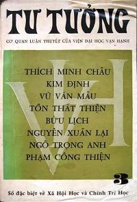 Tập san Tư Tưởng