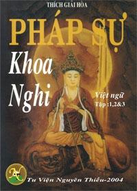 Phap Su Khoa Nghi