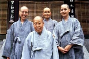 Các tỳ kheo ni korea
