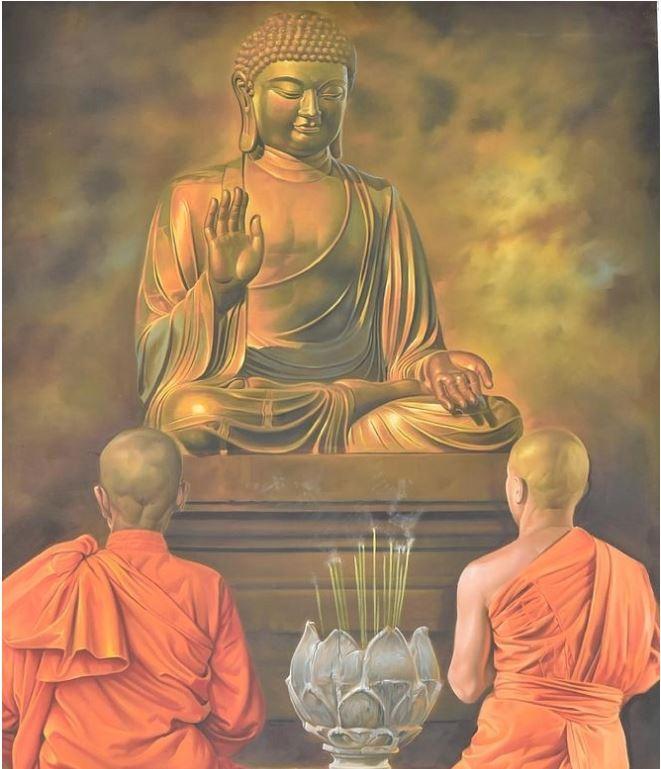 Tâm ấn tổ sư rành rành đó, một khi tâm đã rỗng rang bình an thì sự ấn chứng của chư vị tổ sư cũng sẵn sàng. Tức ta sống được với bản hạnh của Bồ tát.