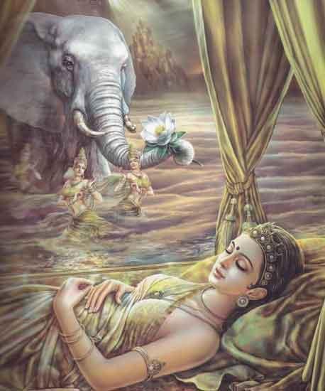 Hình ảnh cuộc đời Đức Phật Thích Ca
