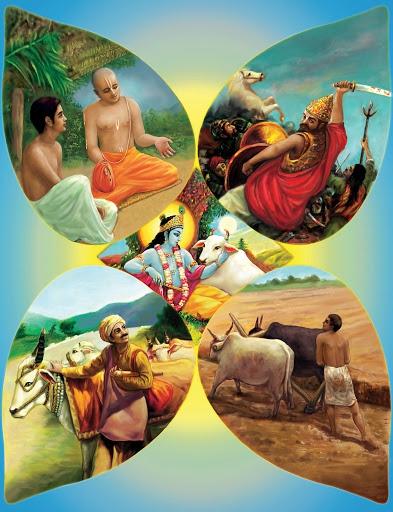 Sự tàn khốc của Varnas - chế độ phân biệt đẳng cấp ở Ấn Độ cổ đại ...