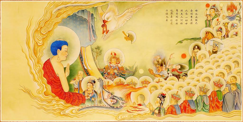 Khi lâm chung tưởng nhớ Phật, nhưng không thấy Phật, có được ...