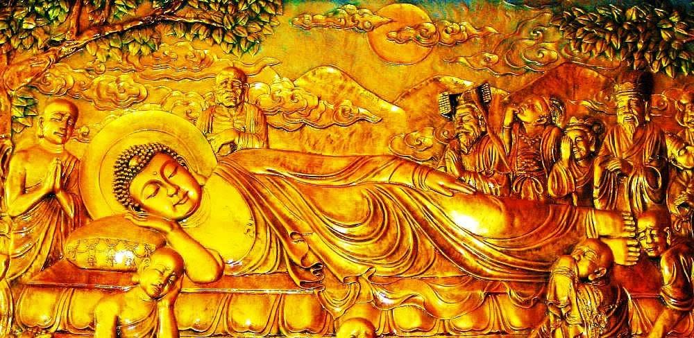 Lời răn dạy cuối cùng của đức Phật trước khi đi vào cõi Niết bàn