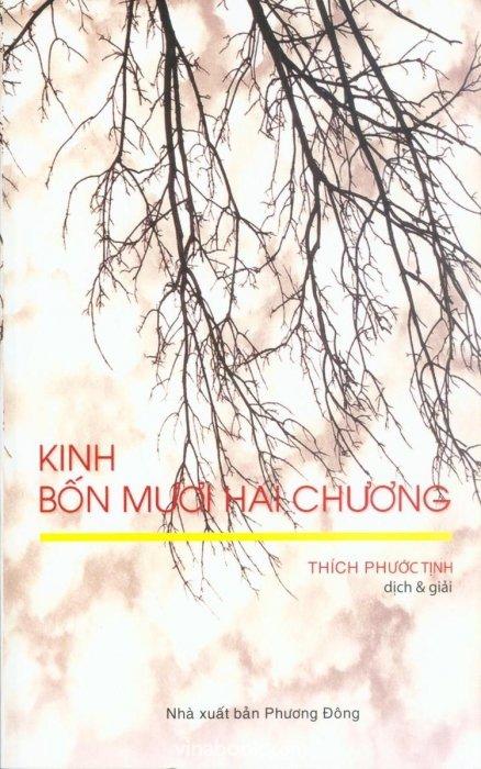 Sách Khai Tâm - Kinh Bốn Mươi Hai Chương - Thích Phước Tịnh