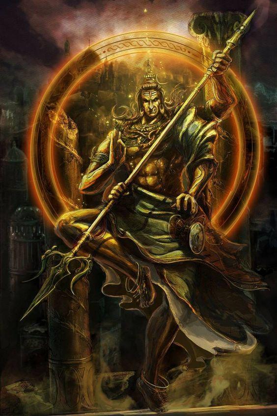 Thần Shiva