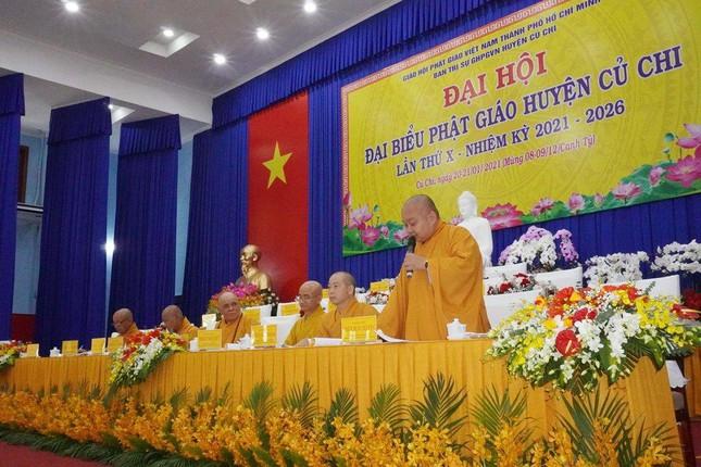 Phiên trù bị Đại hội Phật giáo huyện Củ Chi nhiệm kỳ X ảnh 9