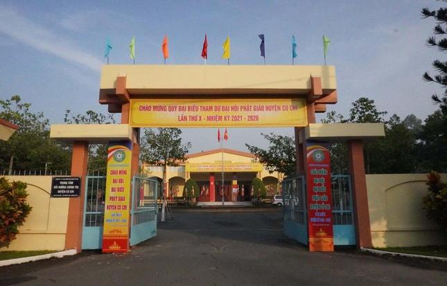 Phiên trù bị Đại hội Phật giáo huyện Củ Chi nhiệm kỳ X ảnh 11