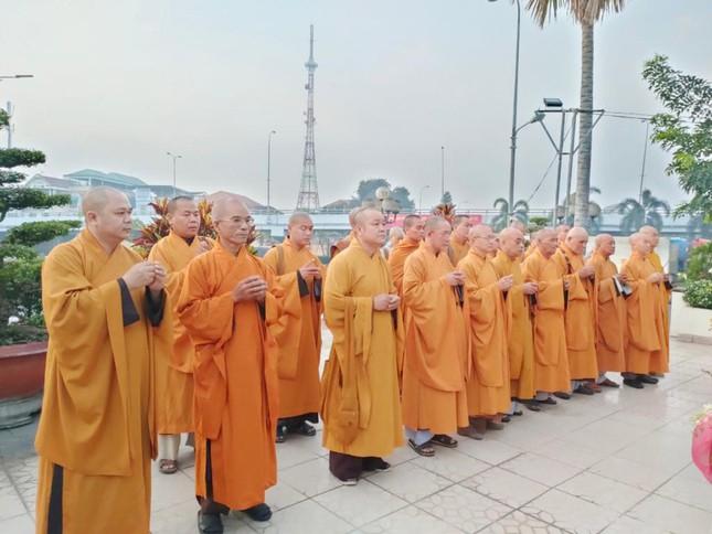 Phiên trù bị Đại hội Phật giáo huyện Củ Chi nhiệm kỳ X ảnh 10