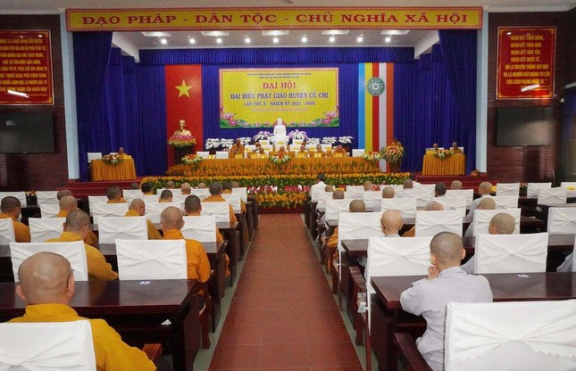 Phiên trù bị Đại hội Phật giáo huyện Củ Chi nhiệm kỳ X ảnh 3