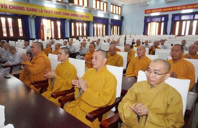 Phiên trù bị Đại hội Phật giáo huyện Củ Chi nhiệm kỳ X ảnh 4