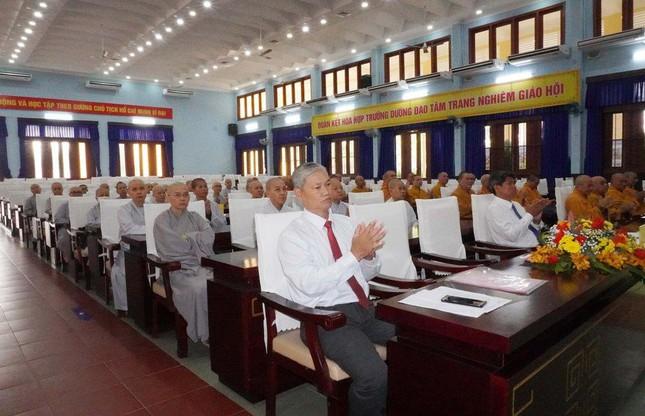 Phiên trù bị Đại hội Phật giáo huyện Củ Chi nhiệm kỳ X ảnh 5