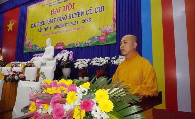 Phiên trù bị Đại hội Phật giáo huyện Củ Chi nhiệm kỳ X ảnh 7