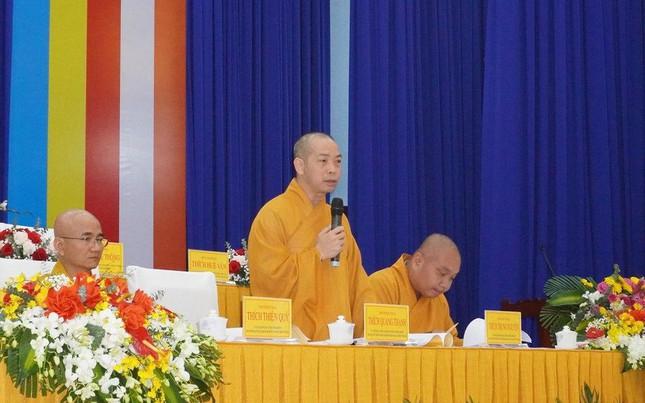 Phiên trù bị Đại hội Phật giáo huyện Củ Chi nhiệm kỳ X ảnh 8