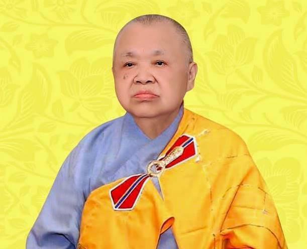 Ban Trị sự tỉnh Đồng Nai cáo phó Ni trưởng Thích nữ Huệ Giác viên tịch ảnh 1