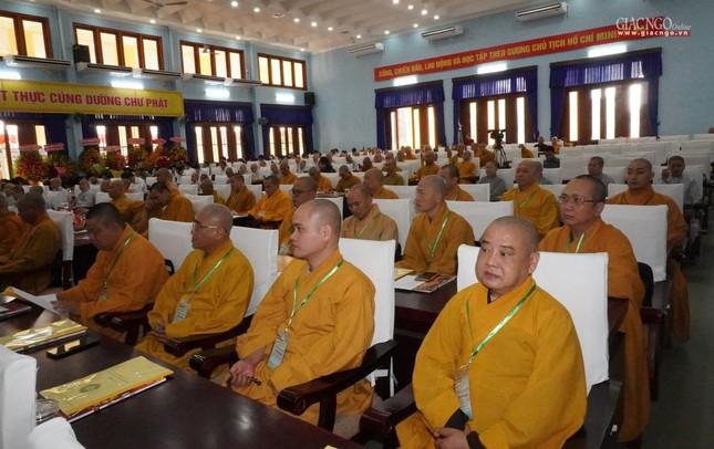 Chính thức Đại hội đại biểu Phật giáo huyện Củ Chi lần thứ X nhiệm kỳ 2021-2026 ảnh 20