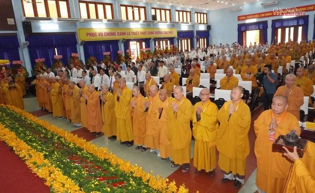 Chính thức Đại hội đại biểu Phật giáo huyện Củ Chi lần thứ X nhiệm kỳ 2021-2026 ảnh 8