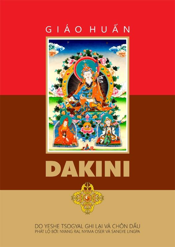Kết quả hình ảnh cho Giáo huấn Dakini