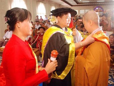 Tiến Sĩ Phật Học Việt Nam Đầu Tiên tại Miến Điện 2