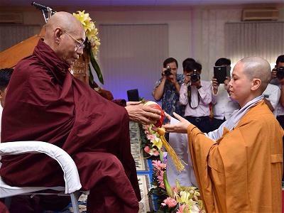 Tiến Sĩ Phật Học Việt Nam Đầu Tiên tại Miến Điện 3