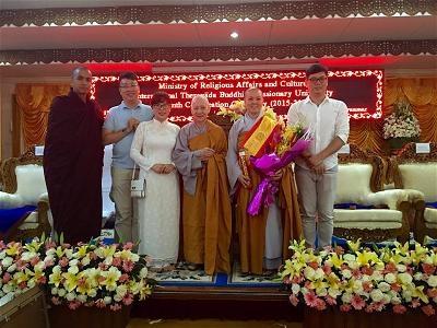 Tiến Sĩ Phật Học Việt Nam Đầu Tiên tại Miến Điện 4